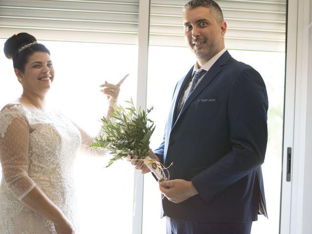 La boda de Alba y Cristian en Montbrio Del Camp, Tarragona 27