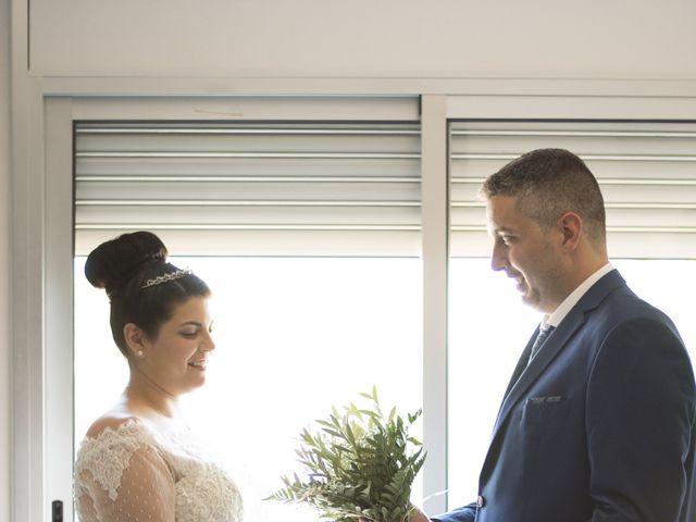 La boda de Alba y Cristian en Montbrio Del Camp, Tarragona 28