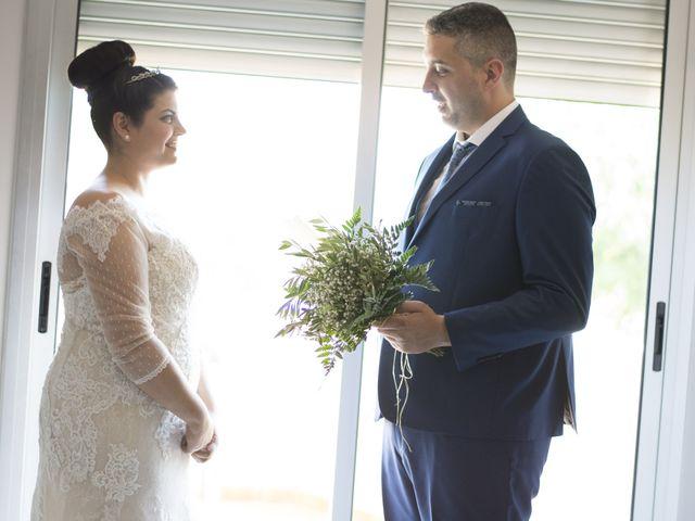 La boda de Alba y Cristian en Montbrio Del Camp, Tarragona 29