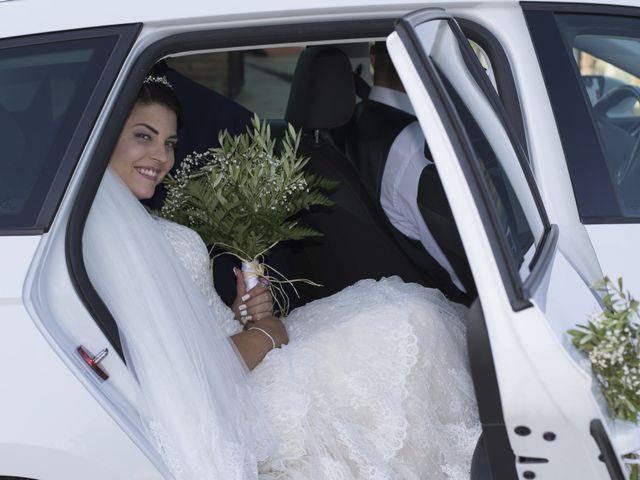 La boda de Alba y Cristian en Montbrio Del Camp, Tarragona 36