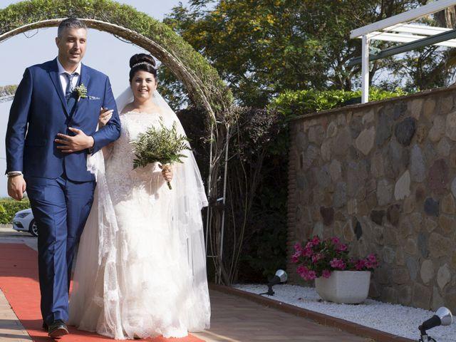 La boda de Alba y Cristian en Montbrio Del Camp, Tarragona 41