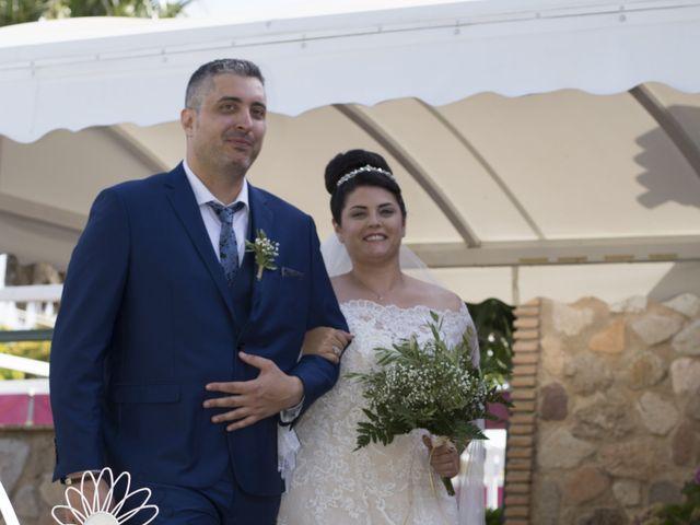 La boda de Alba y Cristian en Montbrio Del Camp, Tarragona 42