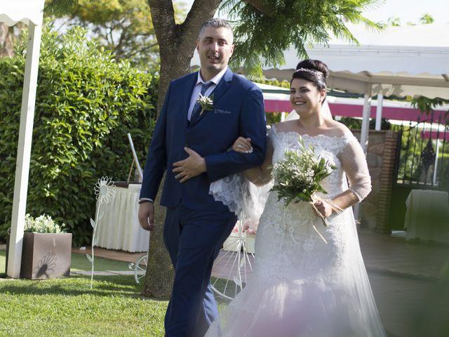 La boda de Alba y Cristian en Montbrio Del Camp, Tarragona 43