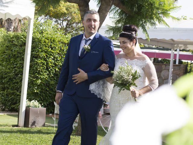 La boda de Alba y Cristian en Montbrio Del Camp, Tarragona 44