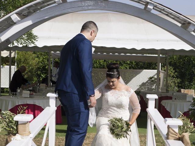 La boda de Alba y Cristian en Montbrio Del Camp, Tarragona 45