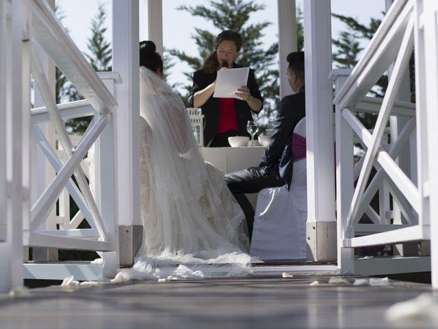 La boda de Alba y Cristian en Montbrio Del Camp, Tarragona 46
