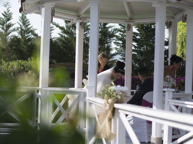 La boda de Alba y Cristian en Montbrio Del Camp, Tarragona 51