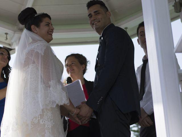 La boda de Alba y Cristian en Montbrio Del Camp, Tarragona 53