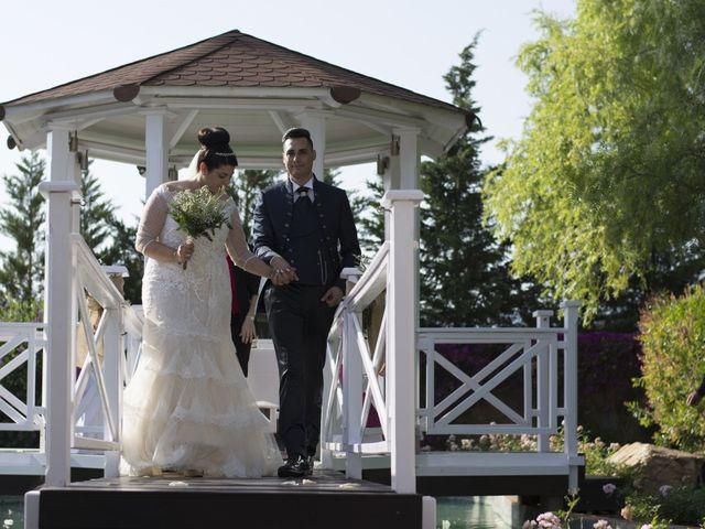 La boda de Alba y Cristian en Montbrio Del Camp, Tarragona 59