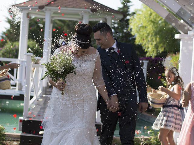 La boda de Alba y Cristian en Montbrio Del Camp, Tarragona 61