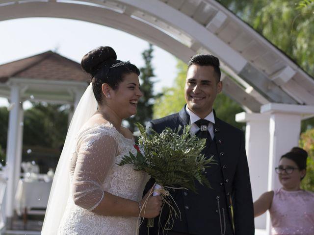 La boda de Alba y Cristian en Montbrio Del Camp, Tarragona 62
