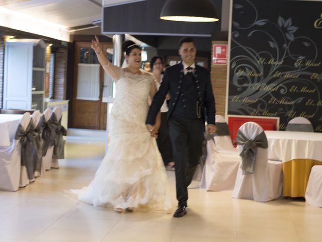 La boda de Alba y Cristian en Montbrio Del Camp, Tarragona 75