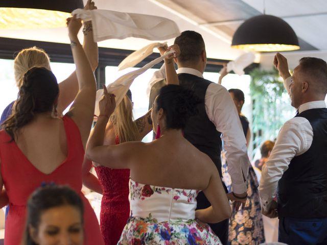 La boda de Alba y Cristian en Montbrio Del Camp, Tarragona 77