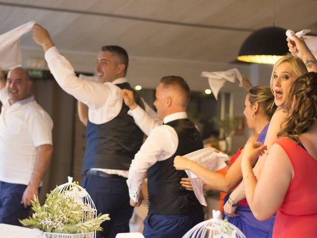 La boda de Alba y Cristian en Montbrio Del Camp, Tarragona 78
