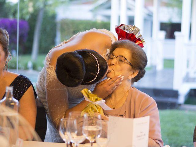 La boda de Alba y Cristian en Montbrio Del Camp, Tarragona 81