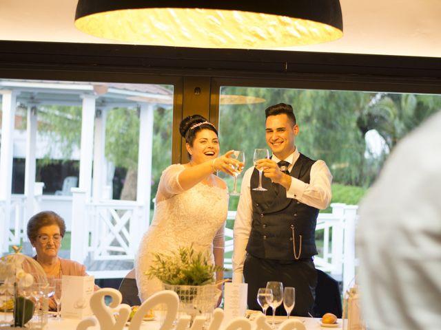 La boda de Alba y Cristian en Montbrio Del Camp, Tarragona 82