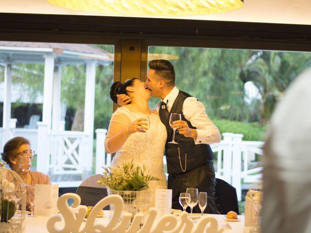 La boda de Alba y Cristian en Montbrio Del Camp, Tarragona 83