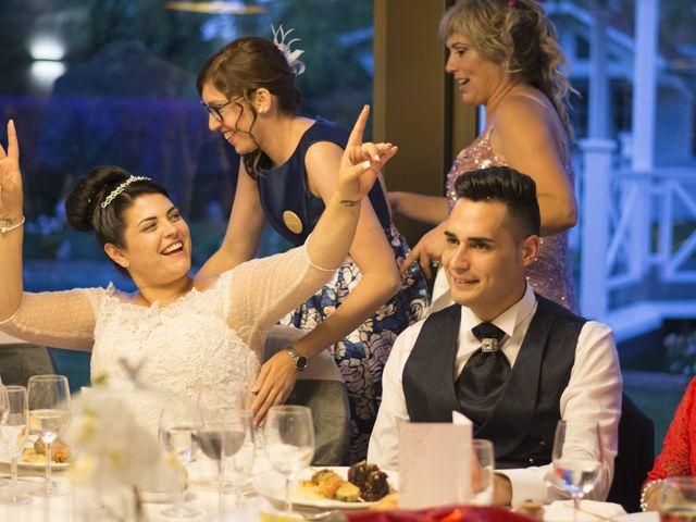 La boda de Alba y Cristian en Montbrio Del Camp, Tarragona 84