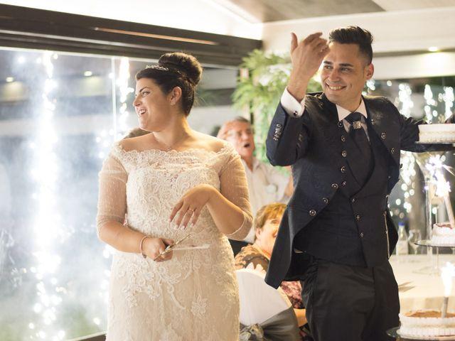 La boda de Alba y Cristian en Montbrio Del Camp, Tarragona 88