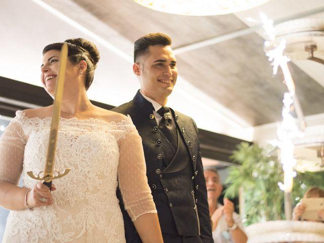 La boda de Alba y Cristian en Montbrio Del Camp, Tarragona 89