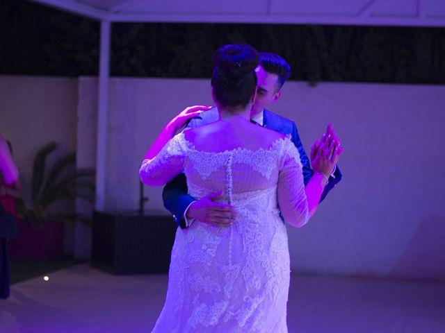 La boda de Alba y Cristian en Montbrio Del Camp, Tarragona 92