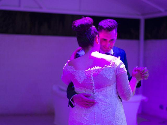 La boda de Alba y Cristian en Montbrio Del Camp, Tarragona 93