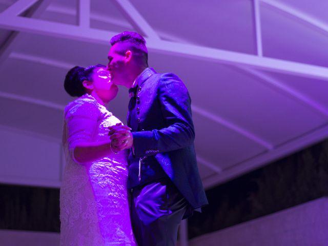 La boda de Alba y Cristian en Montbrio Del Camp, Tarragona 94