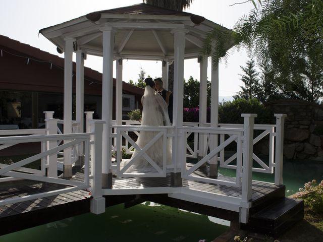 La boda de Alba y Cristian en Montbrio Del Camp, Tarragona 107
