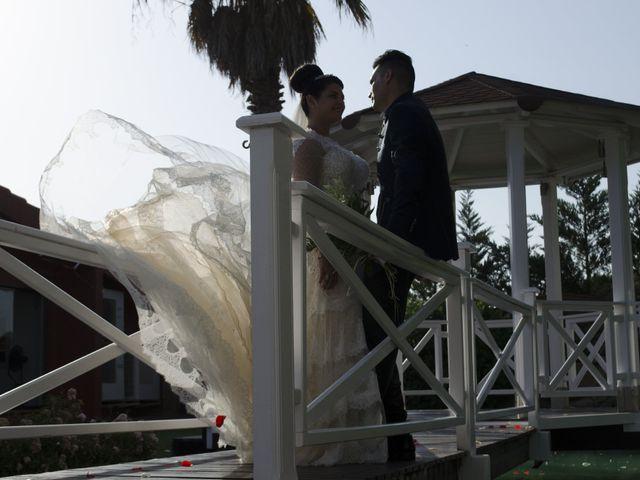 La boda de Alba y Cristian en Montbrio Del Camp, Tarragona 108
