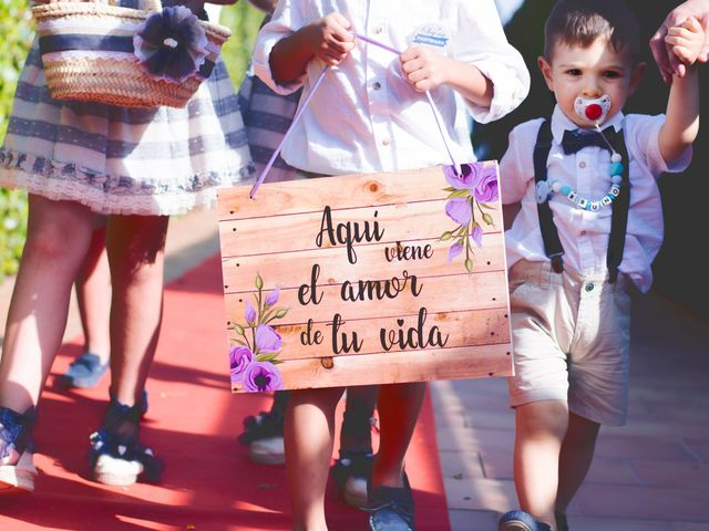 La boda de Alba y Cristian en Montbrio Del Camp, Tarragona 148