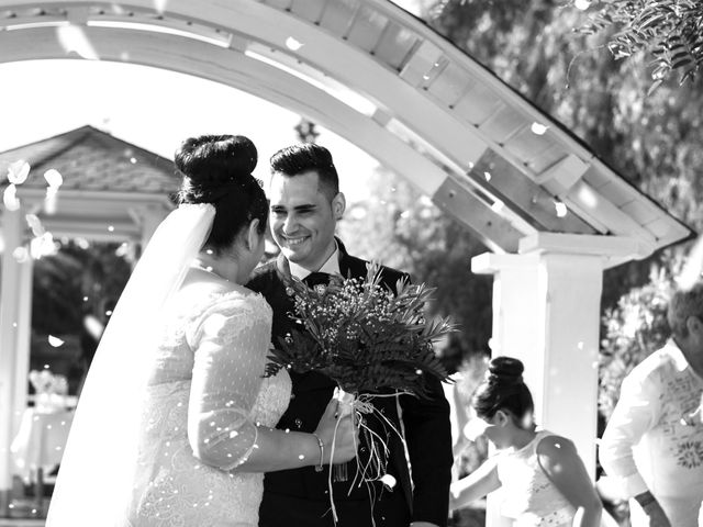 La boda de Alba y Cristian en Montbrio Del Camp, Tarragona 155