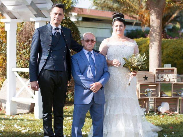 La boda de Alba y Cristian en Montbrio Del Camp, Tarragona 158