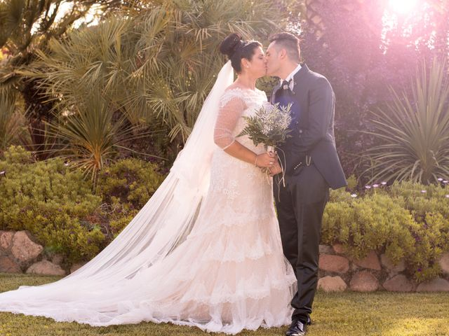 La boda de Alba y Cristian en Montbrio Del Camp, Tarragona 160