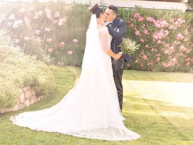 La boda de Alba y Cristian en Montbrio Del Camp, Tarragona 161