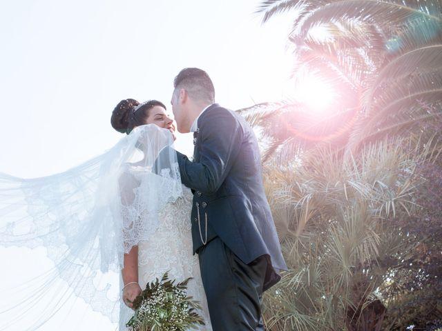 La boda de Alba y Cristian en Montbrio Del Camp, Tarragona 163