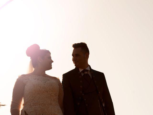 La boda de Alba y Cristian en Montbrio Del Camp, Tarragona 165