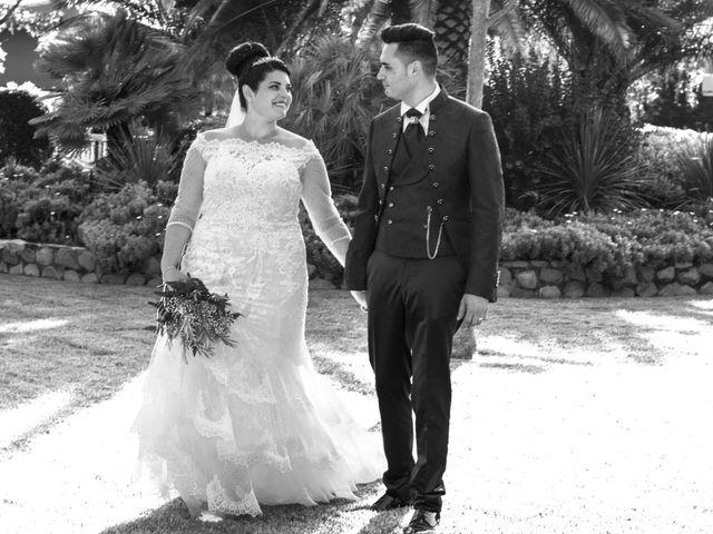 La boda de Alba y Cristian en Montbrio Del Camp, Tarragona 167