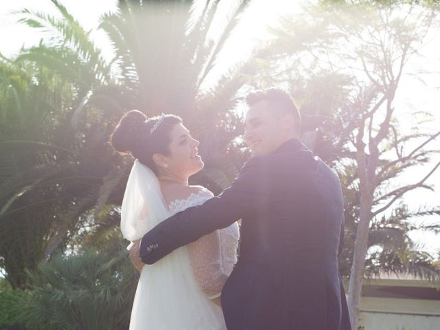 La boda de Alba y Cristian en Montbrio Del Camp, Tarragona 168