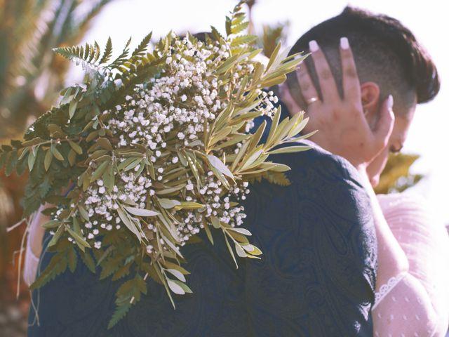 La boda de Alba y Cristian en Montbrio Del Camp, Tarragona 171