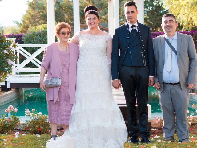 La boda de Alba y Cristian en Montbrio Del Camp, Tarragona 174