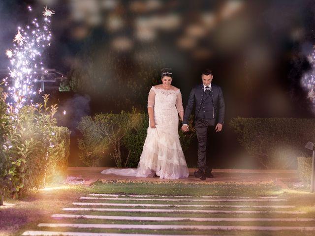 La boda de Alba y Cristian en Montbrio Del Camp, Tarragona 178