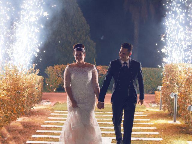 La boda de Alba y Cristian en Montbrio Del Camp, Tarragona 179