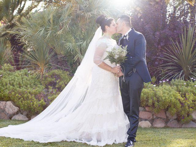 La boda de Alba y Cristian en Montbrio Del Camp, Tarragona 184