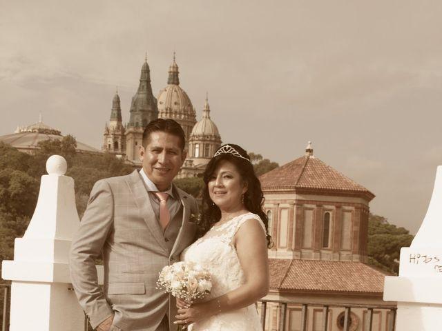 La boda de Galo y Yadira en Premia De Dalt, Barcelona 3