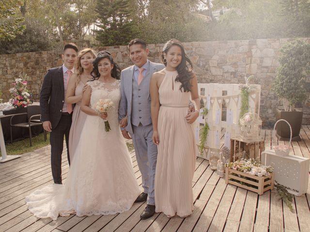 La boda de Galo y Yadira en Premia De Dalt, Barcelona 6