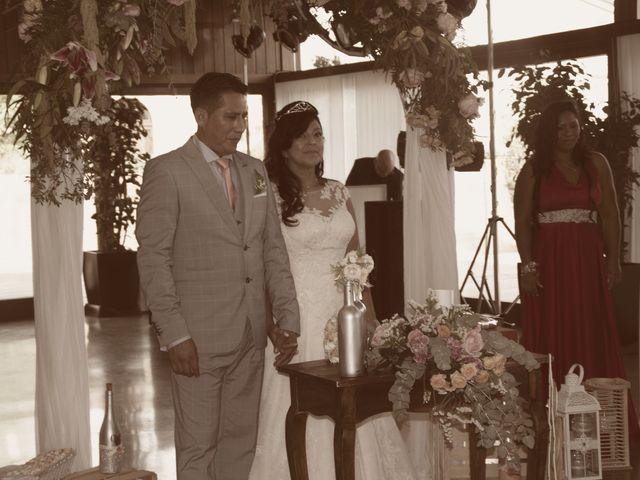 La boda de Galo y Yadira en Premia De Dalt, Barcelona 7