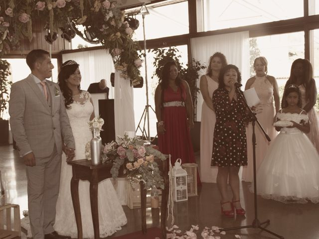 La boda de Galo y Yadira en Premia De Dalt, Barcelona 8