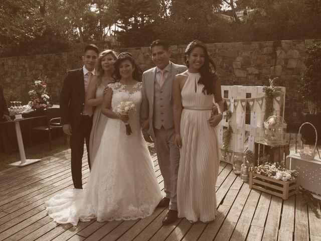 La boda de Galo y Yadira en Premia De Dalt, Barcelona 12