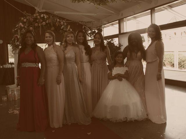 La boda de Galo y Yadira en Premia De Dalt, Barcelona 15