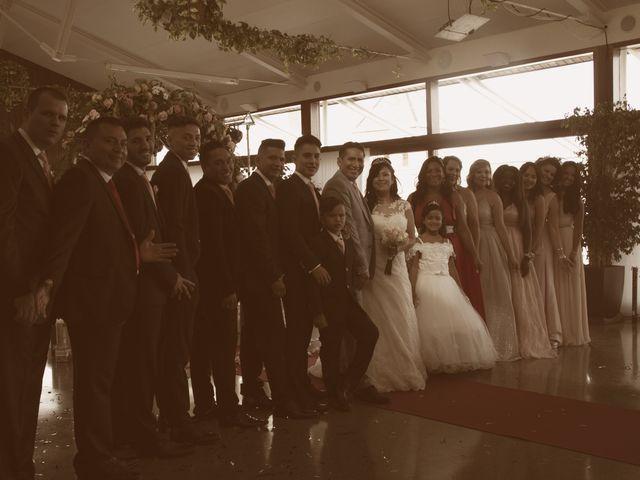La boda de Galo y Yadira en Premia De Dalt, Barcelona 16